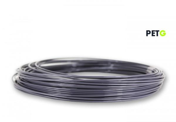 PETG Filament 50 g Sample - 2,85 mm - Schiefergrau