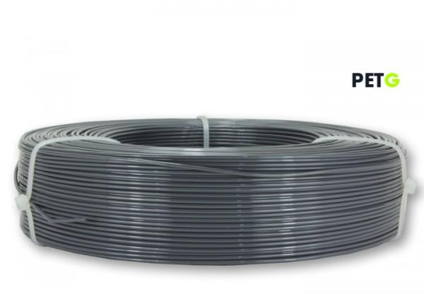 PETG Filament - 1,75 mm - Schiefergrau - Refill 850 g