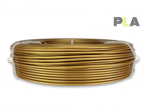 PLA Filament - 2,85 mm - Gold V2 - Refill 800 g
