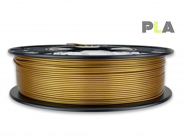 PLA Filament - 1,75 mm - Gold V2