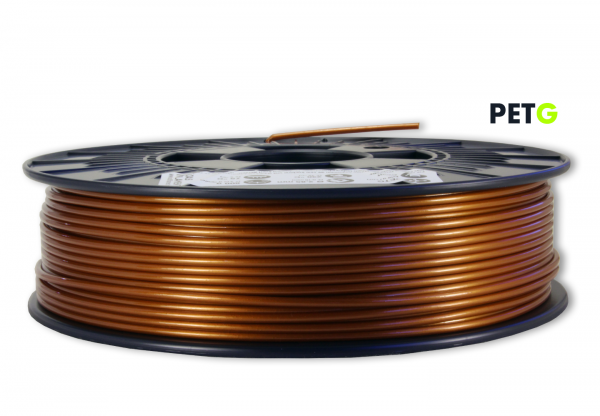 PETG Filament - 2,85 mm - Burnt Copper