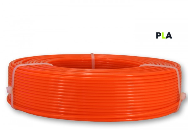 PLA Filament - 2,85 mm - Neonorange - Refill 850 g