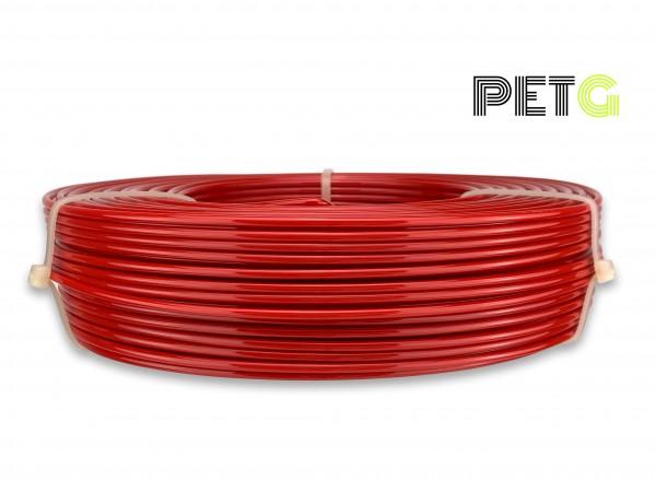 PETG Filament - 2,85 mm - Feuerrot - Refill 800 g