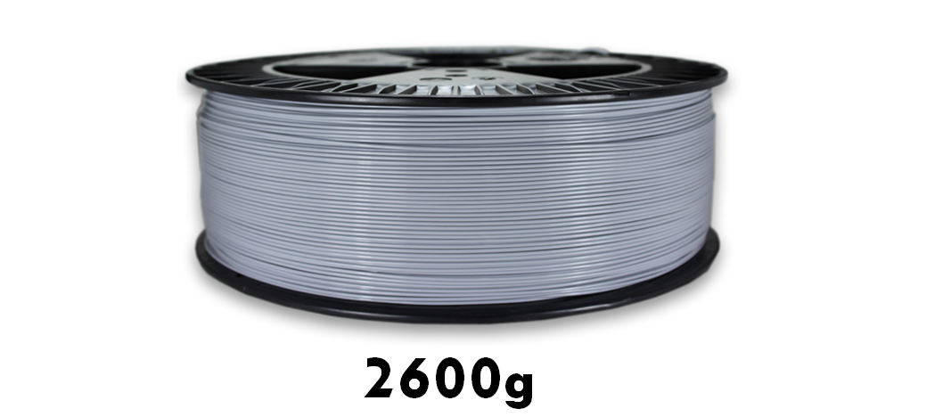 Grau als 2600g Spule verfügbar