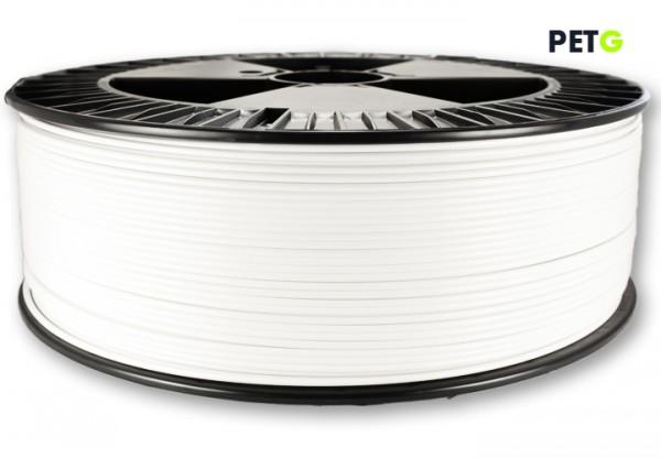 PETG Filament - 2,85 mm - 2600 g - Weiß