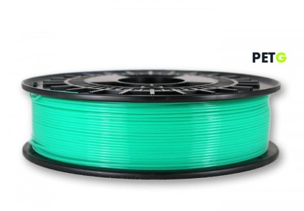 PETG Filament - 1,75 mm - Transl.-Wassergrün