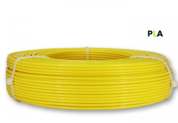 PLA Filament - 2,85 mm - Sonnengelb - Refill 850 g