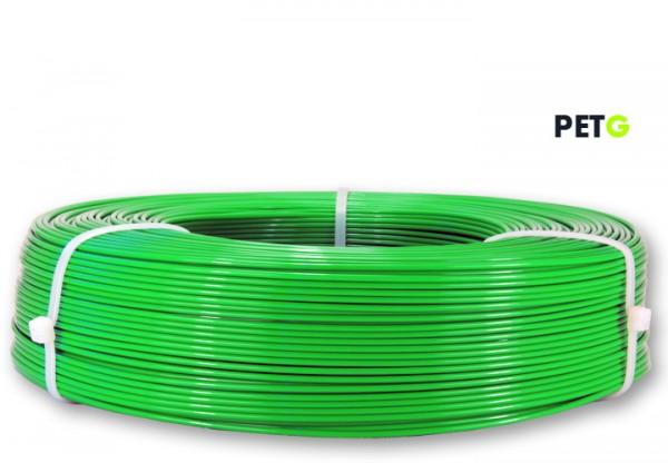 PETG Filament - 1,75 mm - Grasgrün - Refill 850 g