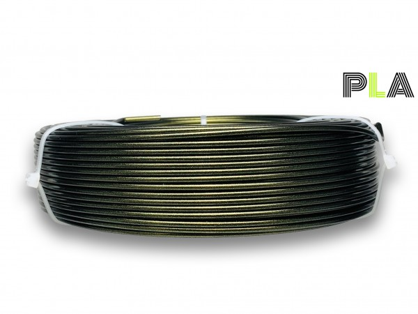 PLA Filament - 2,85 mm - Grüngold - Refill 850 g