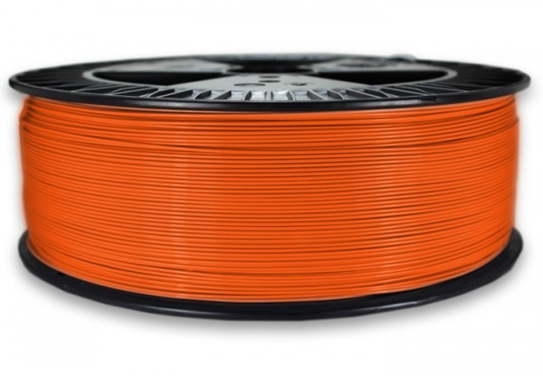 PLA Filament - 1,75 mm - 2600 g - Reinorange