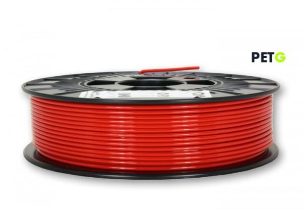PETG Filament - 2,85 mm - Feuerrot