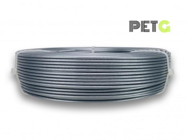 PETG Filament - 2,85 mm - Silber - Refill 850 g