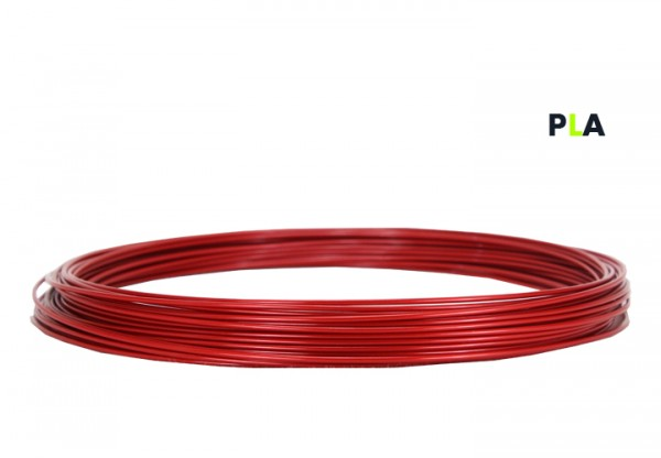 PLA Filament 50g Sample - 1,75mm - Metallic Rot