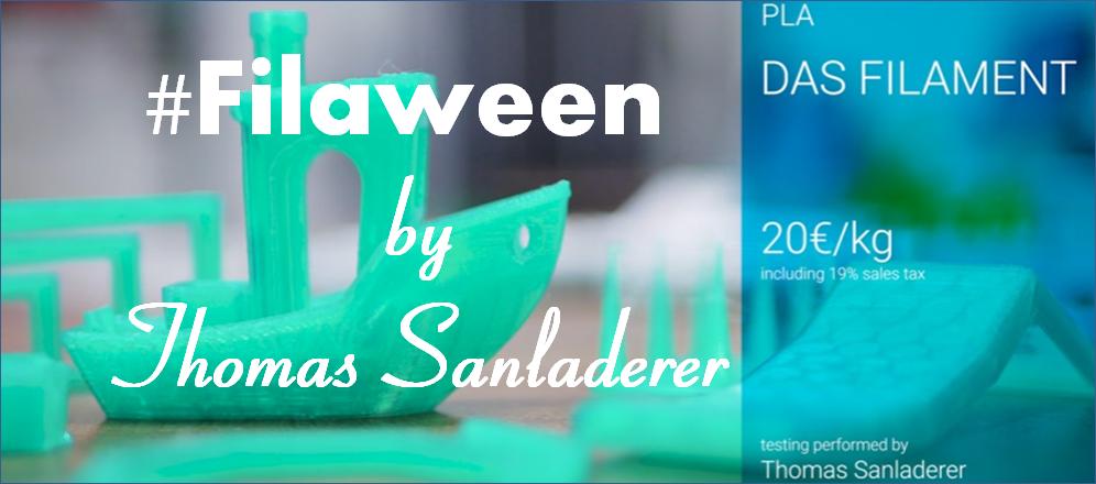 #filaween by Thomas Sanladerer! Wir sind auch dabei.