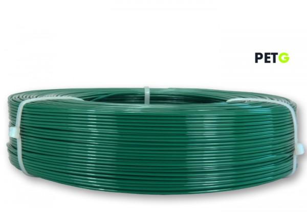 PETG Filament - 1,75 mm - Opalgrün - Refill 850 g