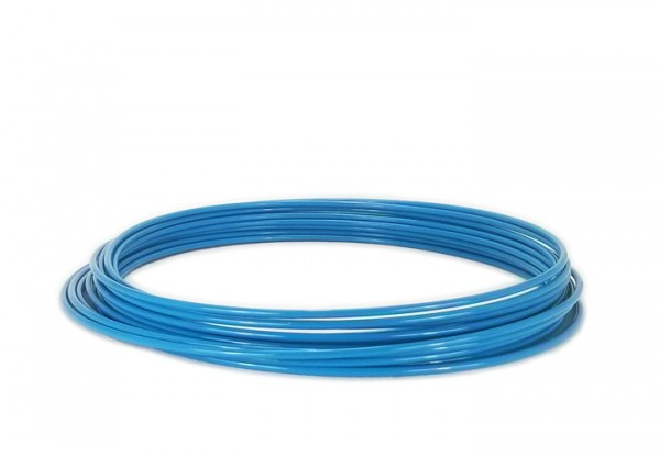 PLA Filament 50 g Sample - 2,85 mm - Himmelblau