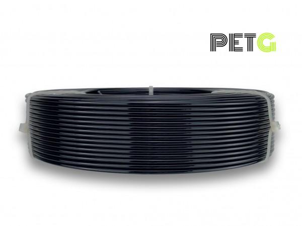 PETG Filament - 2,85 mm - Schwarz - Refill 850 g