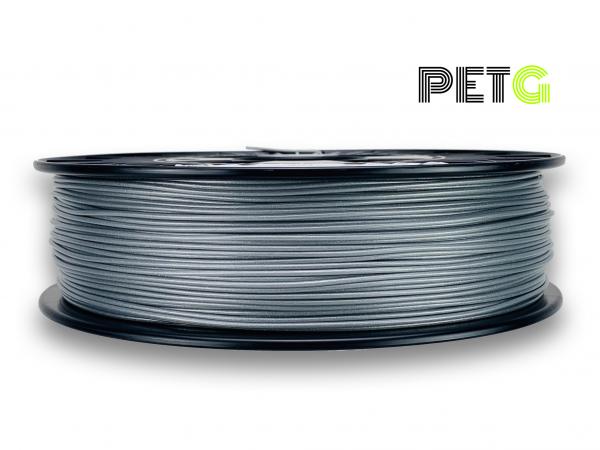 PETG Filament - 1,75 mm - Silber