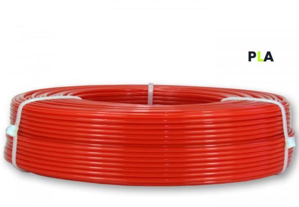 PLA Filament - 2,85 mm - Feuerrot - Refill 850 g