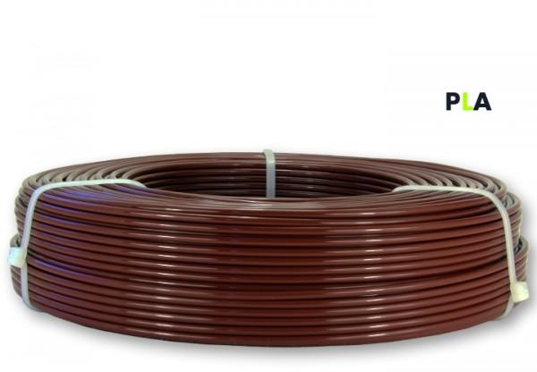 PLA Filament - 2,85 mm - Kastanienbraun- Refill 800 g