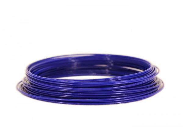 PLA Filament 50g Sample - 1,75mm - Königsblau
