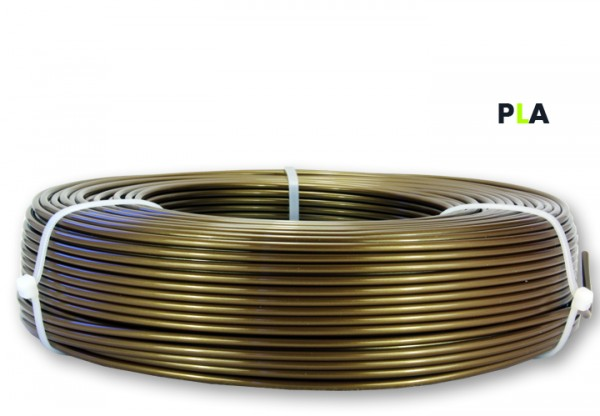 PLA Filament - 2,85 mm - Bronze- Refill 850 g