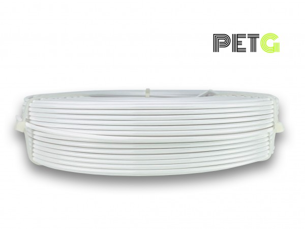 PETG Filament - 2,85 mm - Weiß - Refill 850 g