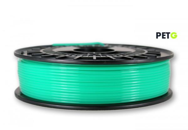PETG Filament - 2,85 mm - Transl.-Wassergrün