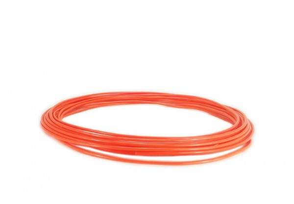 PLA Filament 50g Sample - 2,85mm - Reinorange