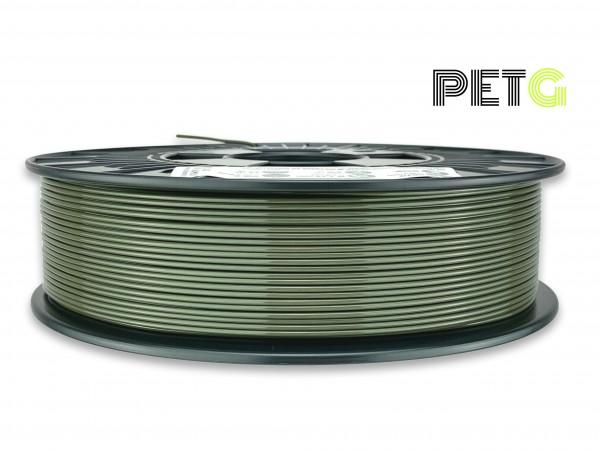 PETG Filament - 1,75 mm - Militär-Grün