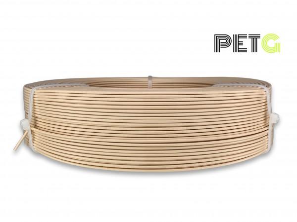 PETG Filament - 1,75 mm - Beige - Refill 850 g