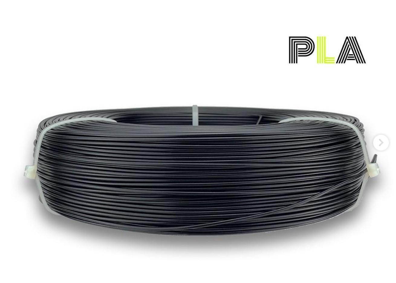 Neue PLA Farbe: PLA Schwarz matt!