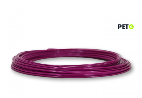 PETG Filament 50 g Sample - 2,85 mm - Lila