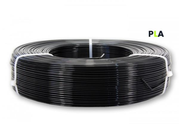PLA Filament - 1,75 mm - Schwarz - Refill 850 g