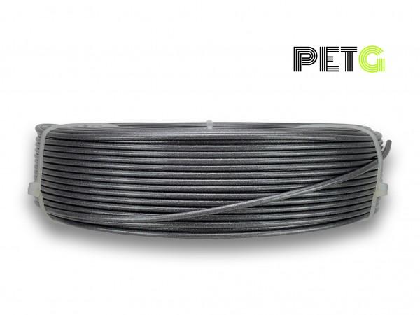 PETG Filament - 2,85 mm - Sturmgrau - Refill 850 g