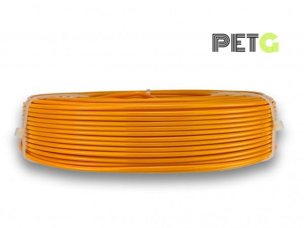 PETG Filament - 2,85 mm - Melonengelb - Refill 850 g