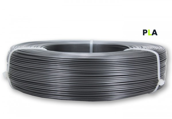 PLA Filament - 1,75 mm -Anthrazit - Refill 850 g
