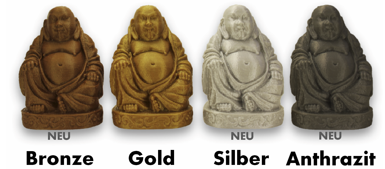 Neu - Bronze / Silber / Anthrazit