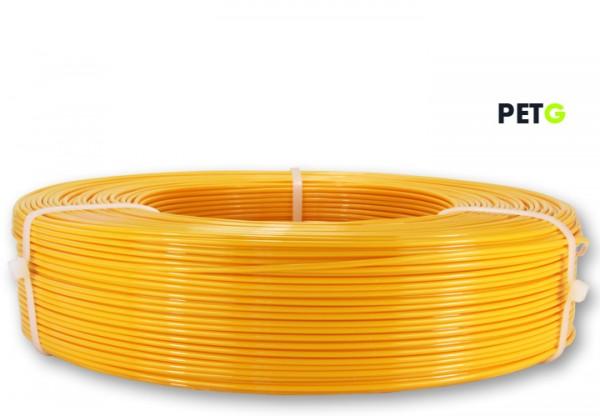 PETG Filament - 1,75 mm - Melonengelb - Refill 850 g