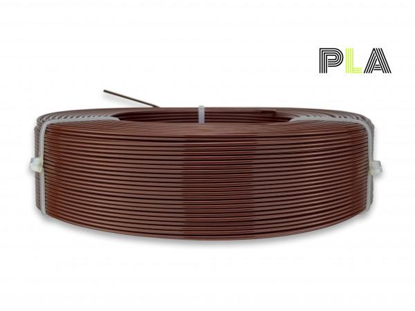 PLA Filament - 1,75 mm - Kastanienbraun - Refill 800 g