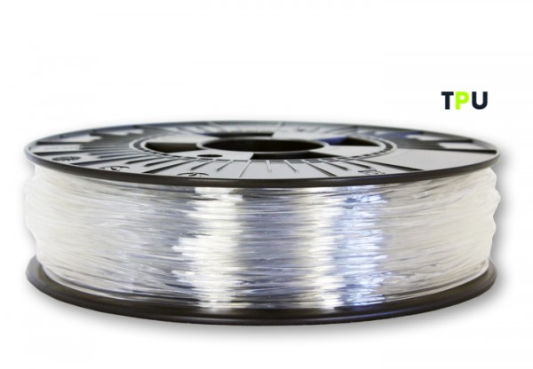 TPU V2 Filament (flexibel) - 2,85 mm - Natur