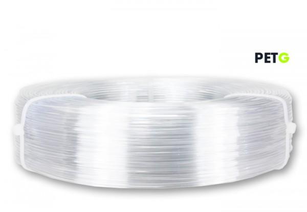 PETG Filament - 1,75 mm - Natur - Refill 800 g