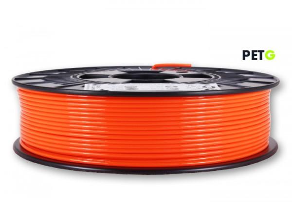 PETG Filament - 2,85 mm - Leuchtorange